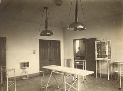 WW1 Military Hospital Operating Theatre